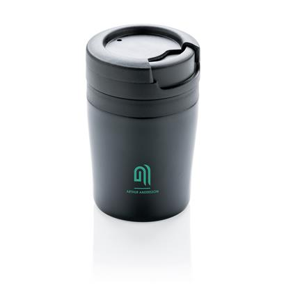 COFFEL - XDDESIGN Double walled Mug Black