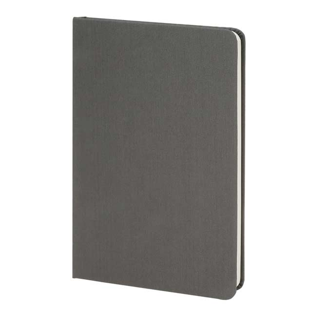ORSHA - SANTHOME A5 Notebook - Grey (Anti-Microbial)