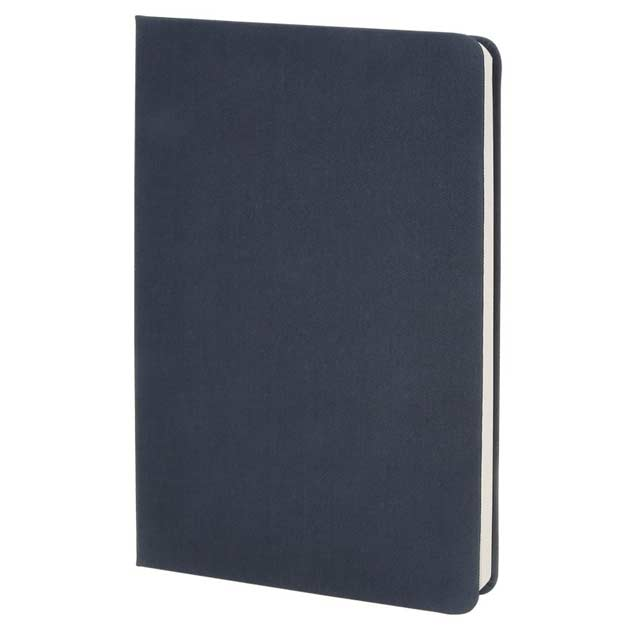 ORSHA - SANTHOME A5 Notebook - Navy Blue (Anti-Microbial)