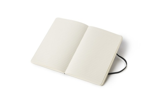 Moleskine Large Soft Cover Ruled Notebook - Sapphire Blue
