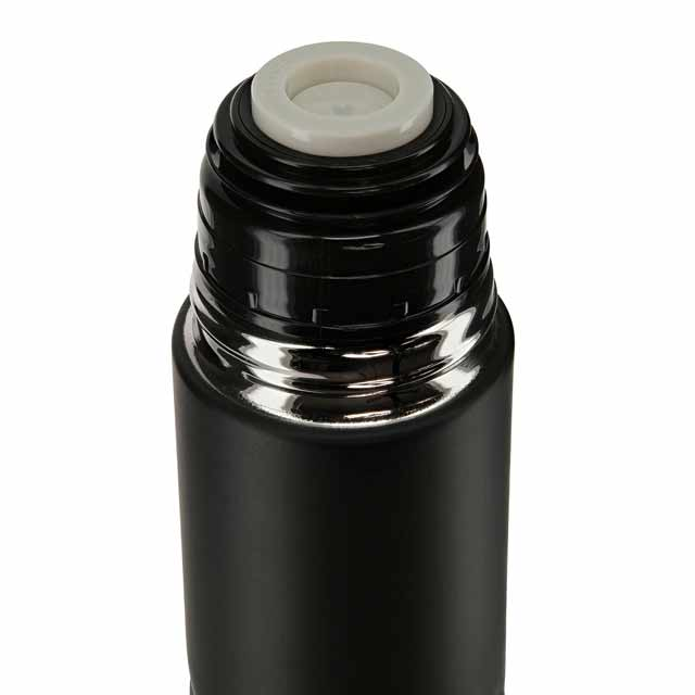 FLAOG -Hans Larsen Double Walled 500 ml Flask Black