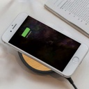 POLIS - @memorii Bamboo Wireless Charger (Anti-microbial)
