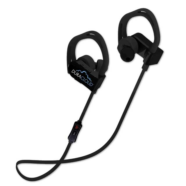 BEATEX - @memorii Bluetooth Earphone With Heart Rate Monitor