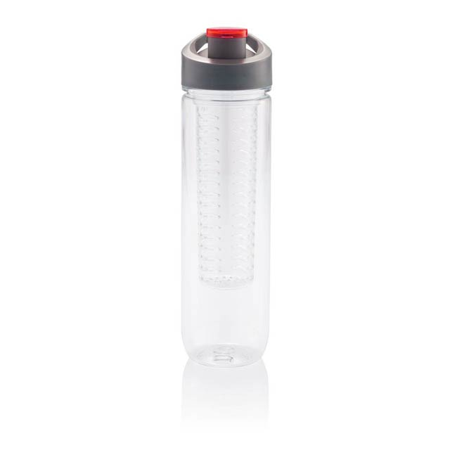 INFUS - Hans Larsen Fruit Infuser Water Bottle Red