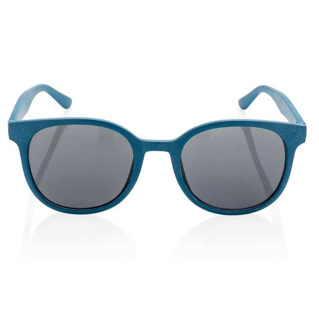 PRILEP - eco-neutral Wheat Straw Sunglasses - Blue