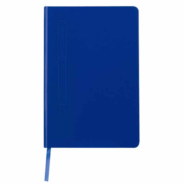 CAMPINA - Giftology A5 Hard Cover Notebook with Metal Pen