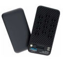 [ITPB 464] WARSAW - @memorii 5000 MAH Wireless Powerbank Black