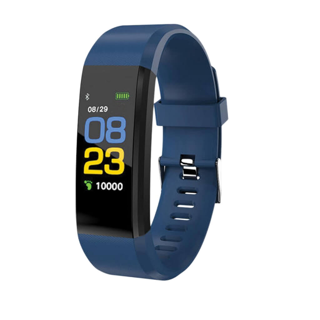 PUCON - Giftology Smart Activity Tracker - Navy Blue