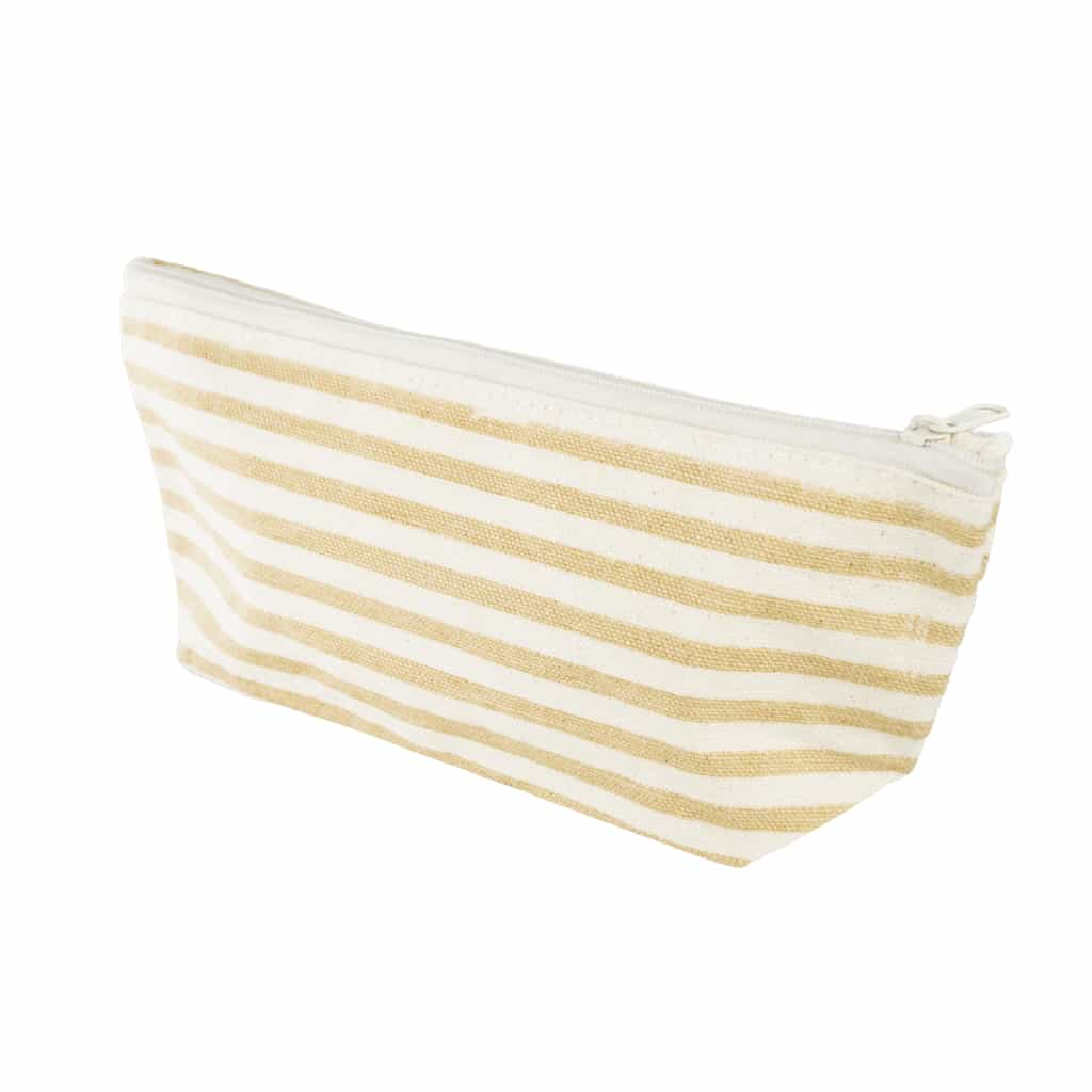 Cotton Toiletry Pouch