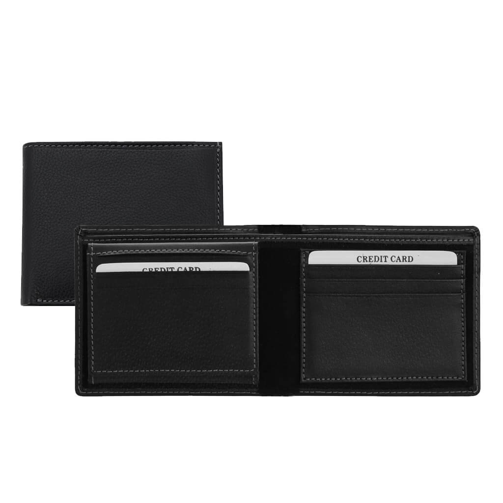 SANTHOME Genuine Leather Wallet