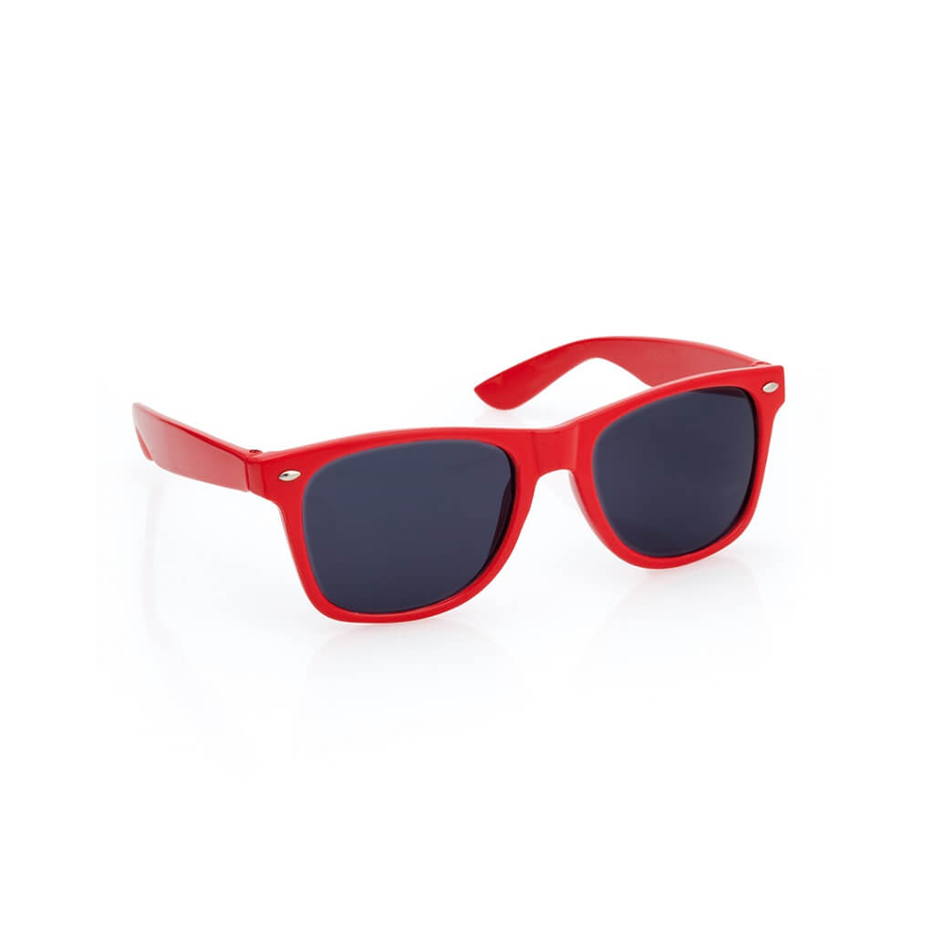 MARTEN - Sunglasses With Glossy Finish - Red