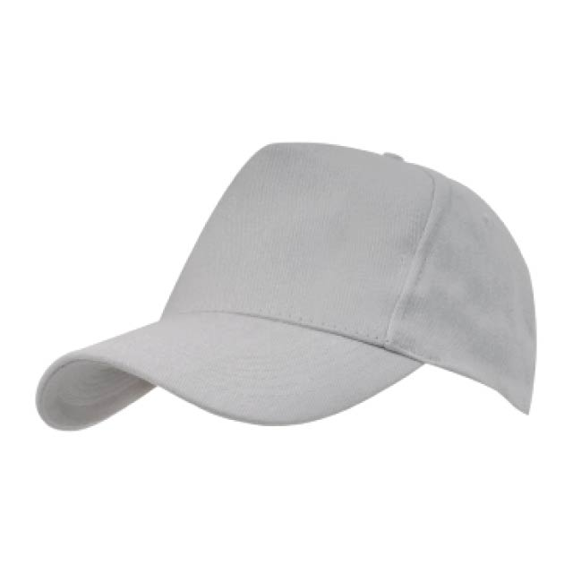 Hans Larsen Cotton Cap-Grey
