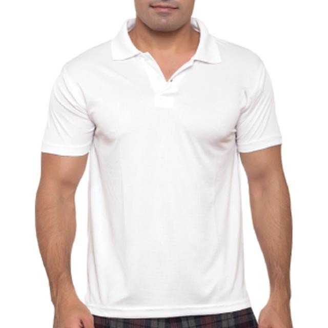 ADF - SANTHOME All Day Fresh Polo Shirt with UV protection