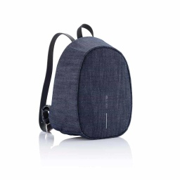 [BGXD 615] BOBBY ELLE - Anti-Theft Backpack - Blue Jeans