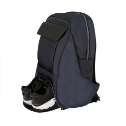 "[BPSN 915] SHOBAC - SANTHOME 18"" Laptop Backpack For Work & Sports/gym"