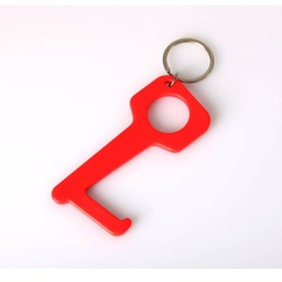 [MTGL 845] MASTY - Giftology Keyring Tool - Red (Anti-Microbial)