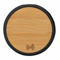 [ITWC 241] POLIS - @memorii Bamboo Wireless Charger (Anti-microbial)