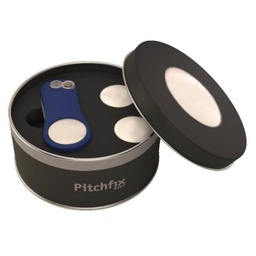 [GAPF 402] DELUXE - Pitchfix Golf Gift Set - Blue